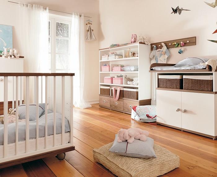 Детская комната должна быть максимально комфортной и безопасной