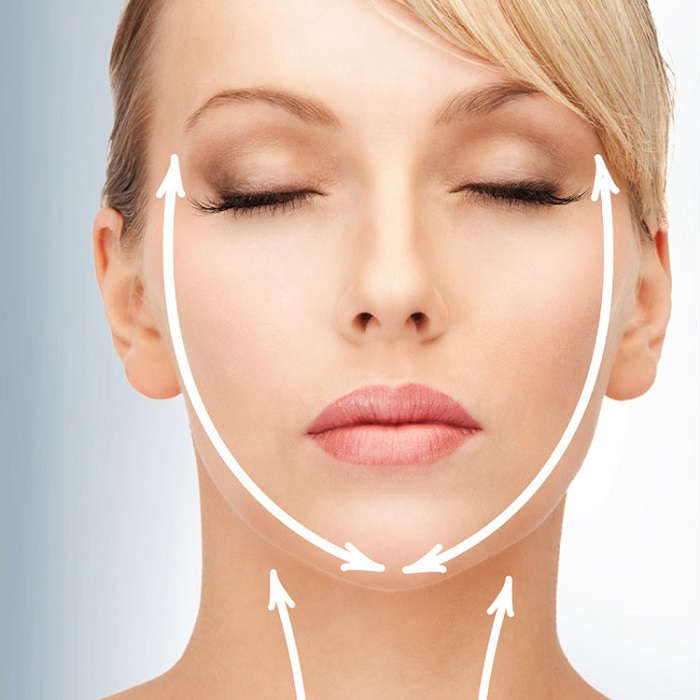 Мезонити позволяют обрести четкий овал лица