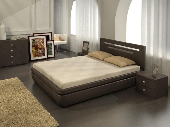 Заправленная постель отлично программирует на продуктивный рабочий день