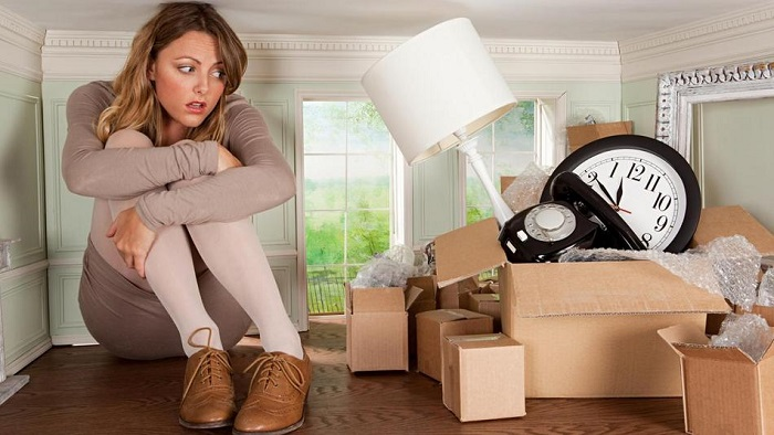 Не стоит копить в квартире ненужные вещи