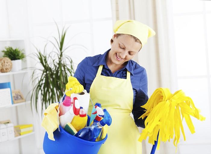Генеральная уборка каждые две недели - это просто