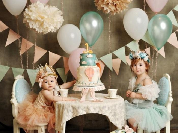 Как украсить комнату в детский День рождения