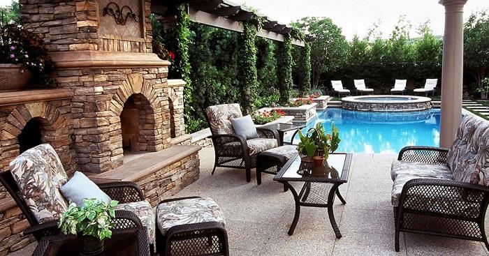 5 лучших вариантов для обустройства зоны отдыха на даче