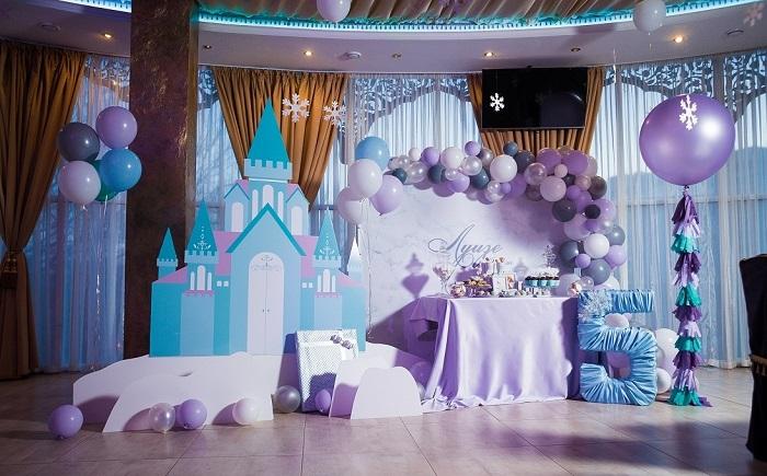 День рождения в стиле «Принцесса София»