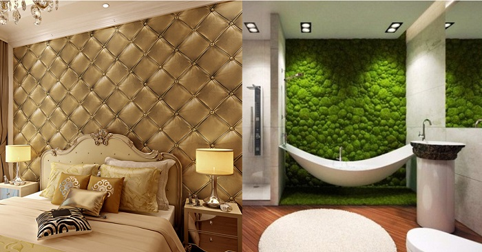 5 новых идей декорирования стен в квартире