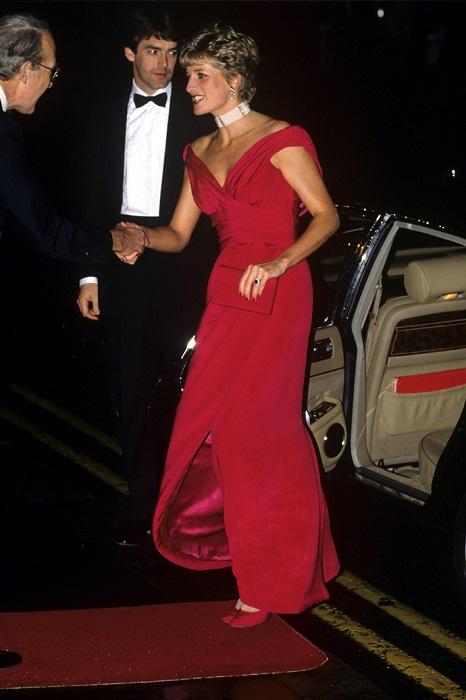 Принцесса Диана 1991 год