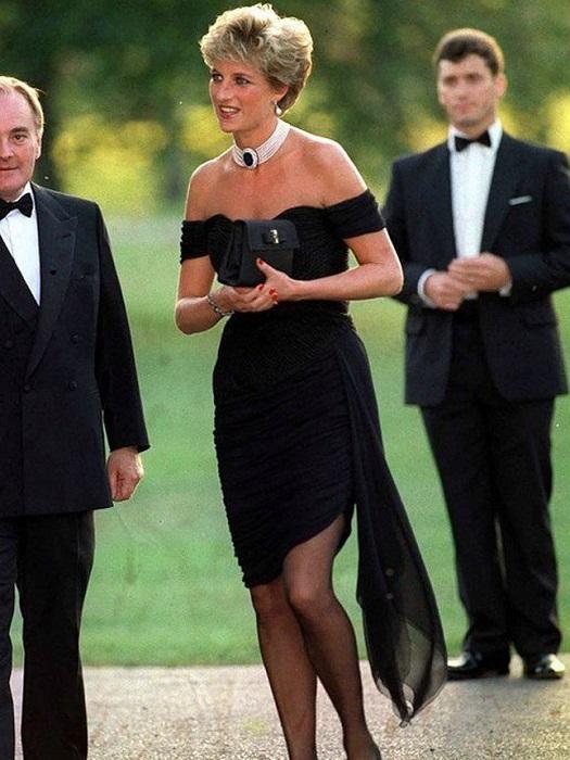 Принцесса Диана 1994 год