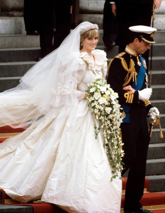 Принцесса Диана 1981 год