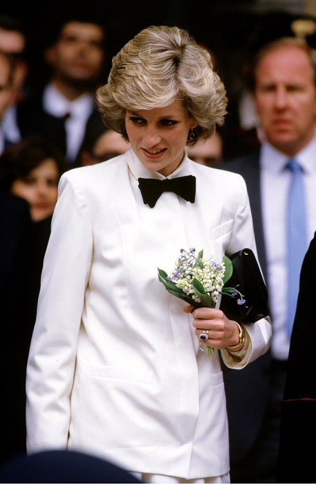 Принцесса Диана, 1985 год