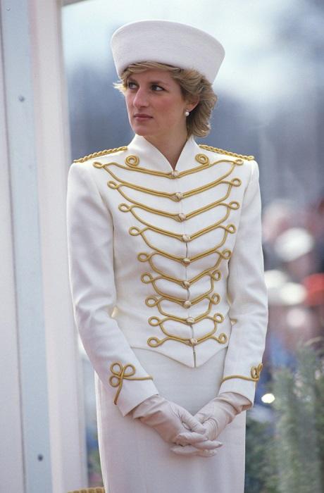 Принцесса Диана 1987 год