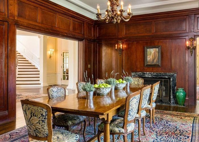 Еще один столовый зал для гостей