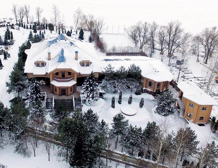 Филипп Киркоров показал свое шикарное поместье