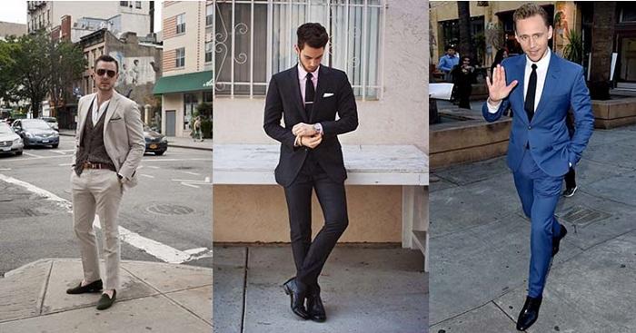Черный костюм должен быть у каждого мужчины