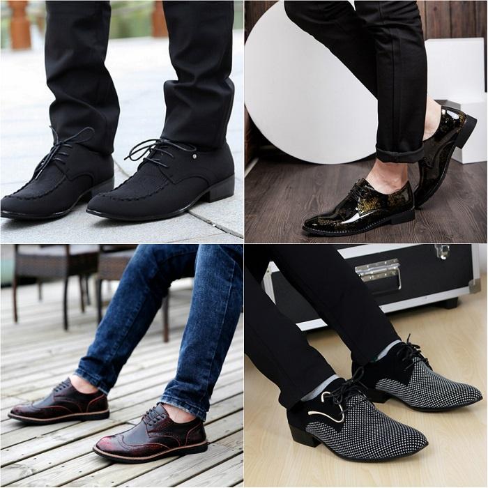 Обувь должна быть очень качественной