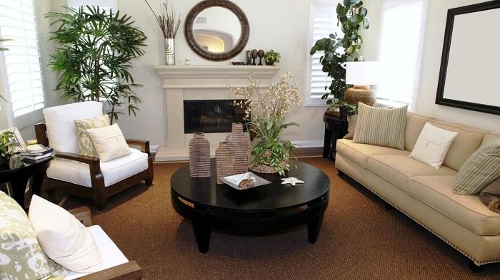 7 правил обустройства гостиной по фэн-шуй
