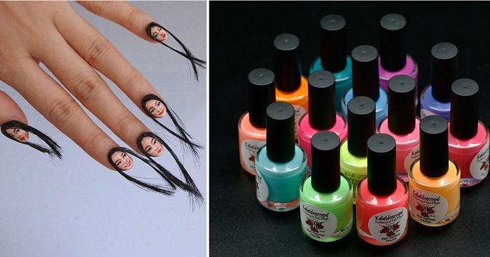 Волосатые ногти: новый безумный бьюти-тренд, который взорвал интернет
