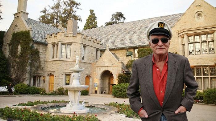 Как выглядит один из самых знаменитых особняков мира - Playboy