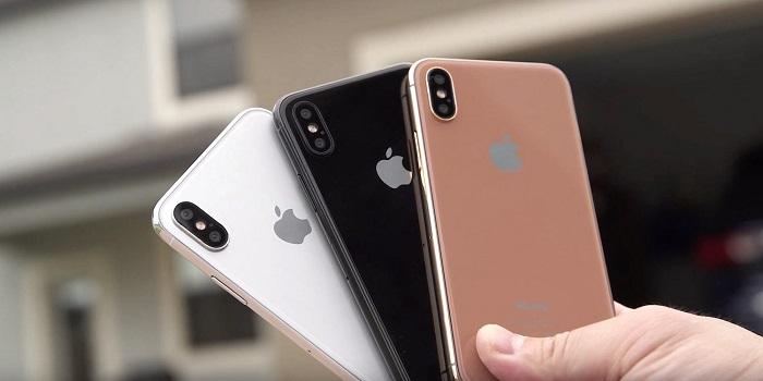 iPhone 8 снабжен 12-мегапиксельной камерой