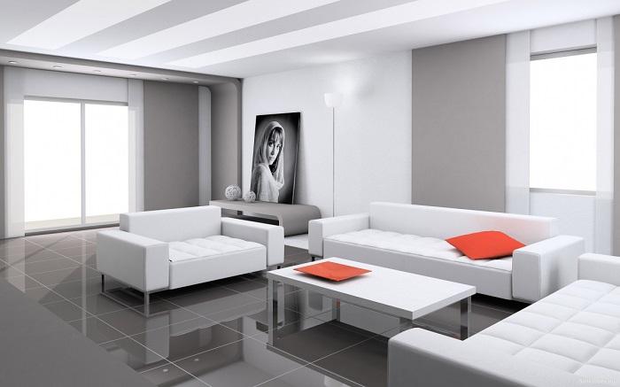 Компактная мебель не забирает лишнего пространства