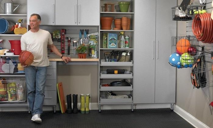 6 дельных советов о том, как правильно обустроить кладовую