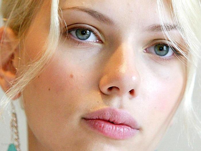 для нюдового макияжа очень важно подобрать правильный цвет туши