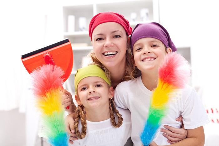 5 эффективных методов борьбы с пылью