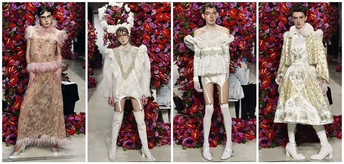 Испанский дизайнер Алехандро Паломо призывает мужчин носить платья