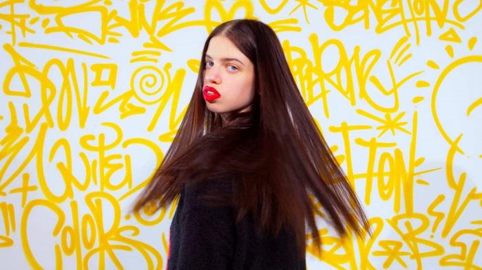 Лили МакМенами - девушка с очень нестандартной внешностью