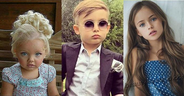 5 самых известных детей-моделей
