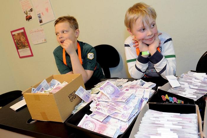 В некоторых российских школах ввели курс финансовой грамотности