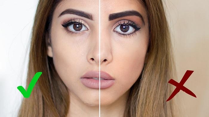 10 непростительных ошибок в макияже