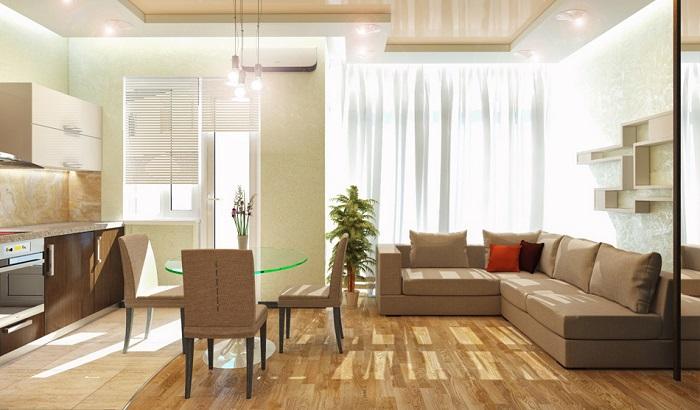 11 лучших идей по перепланировке однокомнатной квартиры