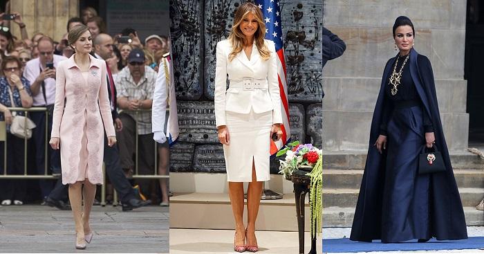 Стиль первых леди: 7 главных модниц мира