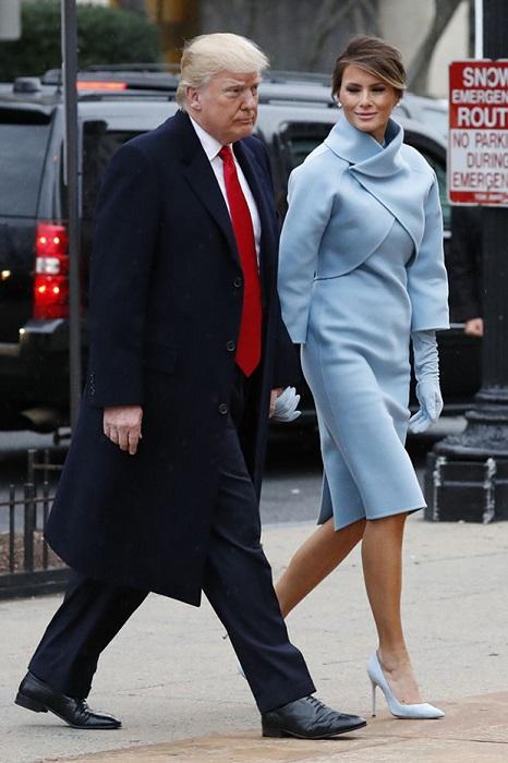 Мелания Трамп (супруга Президента США)