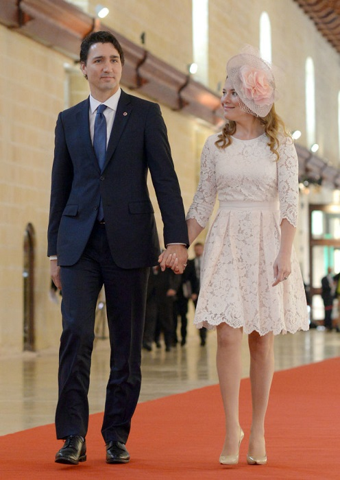 Софи Грегуар (супруга Премьер-Министра Канады)
