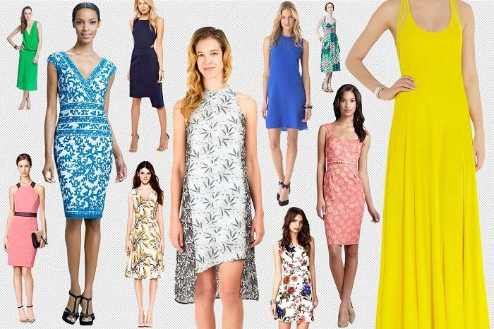 7 платьев этого лета