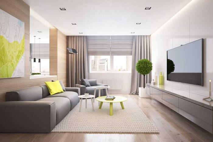 7 золотых правил дизайна квартиры