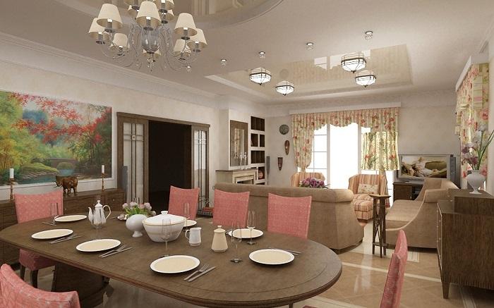 Правильное освещение преобразит любую комнату