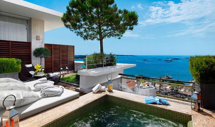 Grand Hyatt Cannes Hotel, (Канны)