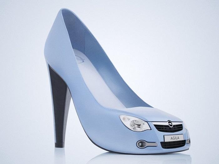 Туфли автоледи