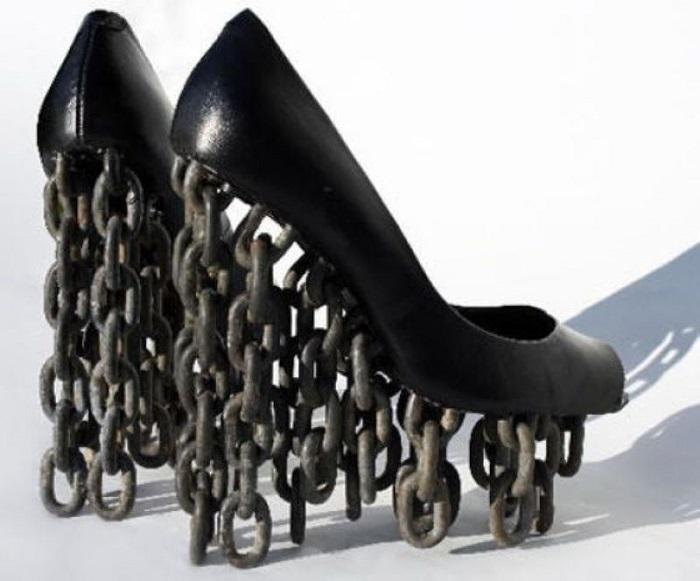 Туфли для узника