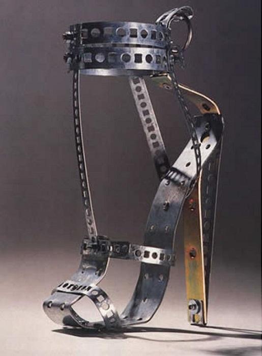 Туфли, которые напоминают «испанские сапоги»
