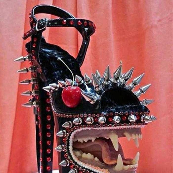 Туфли-драконы