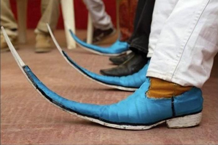Туфли-скороходы