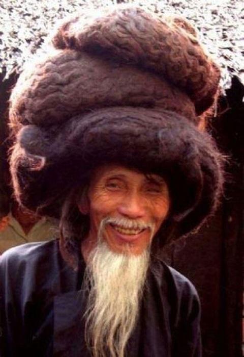 Современный старик Хотабыч