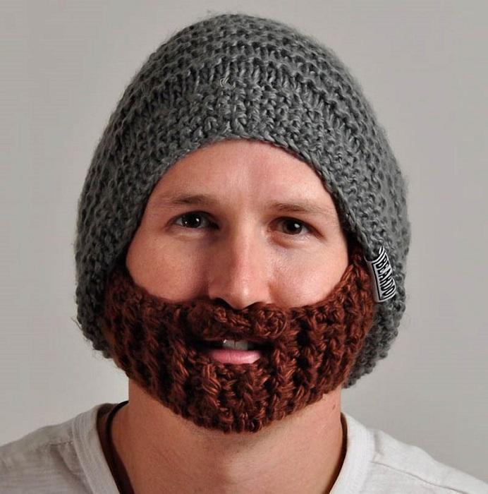Бородатая шапка