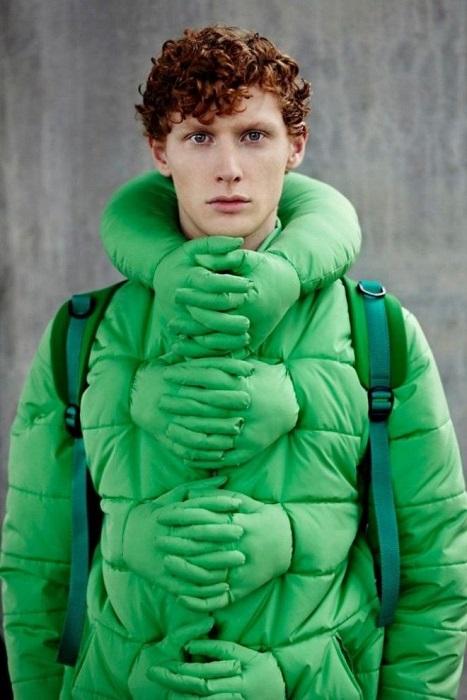 Куртка-обнимашка