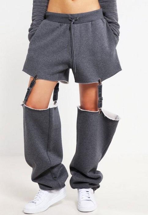 Очень странные штаны