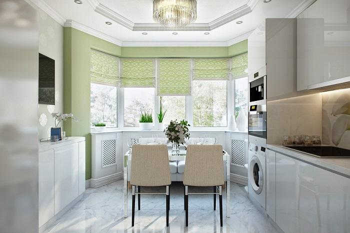 Убрать неприятный запах на кухне поможет цедра лимона