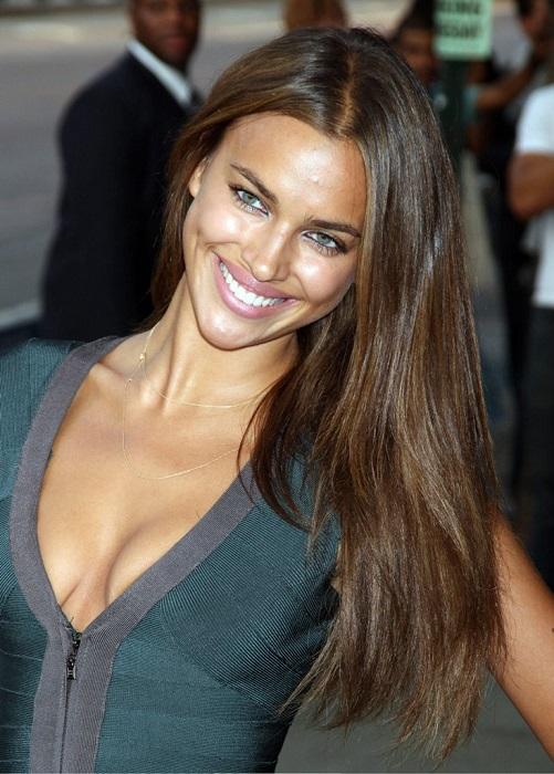 Ирина Шейк рекомендует делать СПА-процедуры для волос